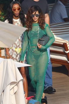 "Introducing the Designer of Rihanna's Barely There ""BBHMM"" Dress"