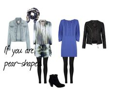 Outfit Ideas with Leggings for Pear-Shaped Figure
