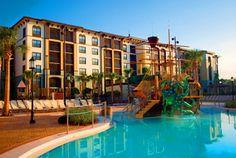 Sheraton Vistana Villages (Orlando) - good kiddie hotel :)