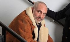 Danish actor Kim Bodnia, has revealed that one of the reasons why he quit his role as Martin Rodhe on The Bridge was because as a Jew, he did not feel safe working in Malmo, Sweden. Sheepskin Coat, Shearling Coat, Movie Characters, Great Movies, Sweden, Actors, Celebrities, Danish, Bridge