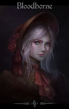 Bloodborne Lady Maria