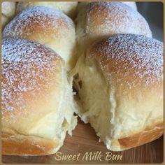 My Mind Patch: Sweet Milk Buns 牛奶甜餐包