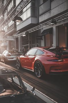 thelavishsociety:  Porsche Options by Lorenzo Hamers | LVSH