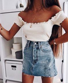 dfaa01575a7 ᴘɪɴᴛᴇʀᴇsᴛ ❂ ᴄʜᴀʀᴍsᴘᴇᴀᴋғʀᴇᴀᴋ Summer Beach Outfits