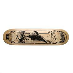 Genesis: Day 5 Skate Deck