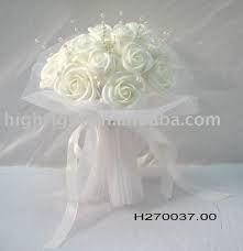 1000 images about novias sparkle on pinterest brooch - Como hacer un ramo de flores artificiales ...
