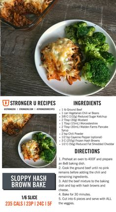Awesome Top Tips For Getting Children To Eat Healthy Food Ideas. Top Tips For Getting Children To Eat Healthy Food Ideas. Healthy Meal Prep, Healthy Foods To Eat, Healthy Eating, Beef Recipes, Cooking Recipes, What's Cooking, High Protein Recipes, Healthy Recipes, Macro Friendly Recipes
