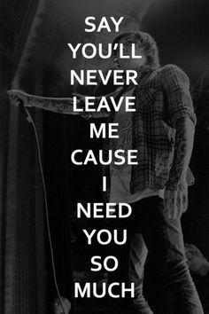 don't go. bring me the horizon. ♥
