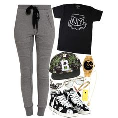 Untitled #634, created by neekcole on Polyvore