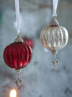 Vintage Glass Bauble from Nordic House ...