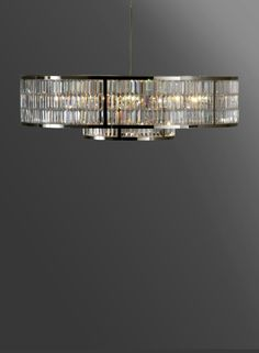 For Sale on - Millfield chandelier, item Multiple quantities available. Made by Phillips & Wood. England, Shown in nickel plated brass. Hanging Ceiling Lights, Ceiling Chandelier, Chandelier Pendant Lights, Modern Chandelier, Room Lights, Luxury Chandelier, Lounge Lighting, Living Room Lighting, Interior Lighting