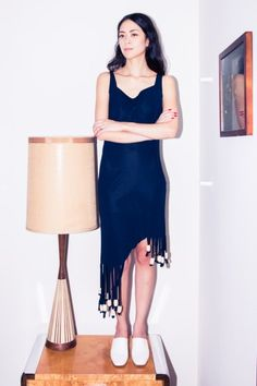 """[My style in one word is] experimental."" http://www.thecoveteur.com/patty-lu/"
