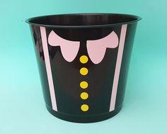 Resultado de imagem para balde decorado mundo bita