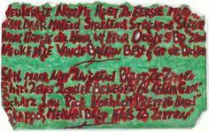 rood en groen /works by Igor Boekinsky