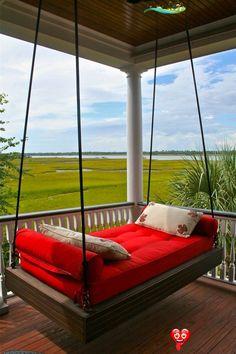 Açık Havanın Keyfini Çıkarabileceğimiz 25 Şahane Dinlenme Alanı - FarklıFarklı Açık Havanın Keyfini Çıkarabileceğimiz 25 Şahane Dinlenme Alanı - FarklıFarklı<br> Yorgun argın geçirdiğimiz bir günün ardından evimizin sevdiğimiz bir köşesinde dinlenmek gibisi yoktur. Bu köşe bir de temiz hava dolu bir dış alanda olursa o zaman çok daha iyi bir dinlenme saati geçirebiliriz. […] Devam Diy Furniture Videos, Diy Furniture Table, Diy Furniture Plans, Furniture Storage, Easy A, Outdoor Porch Bed, Porch Swing, Front Porch, Daybed Room