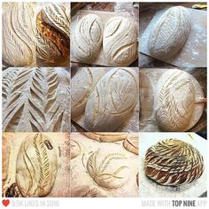 Bread Art, Pan Bread, Bread Baking, Sourdough Recipes, Sourdough Bread, Bread Recipes, Braided Nutella Bread, Biscuit Bread, Rustic Bread