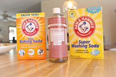 Safer Laundry detergent (Borax free) Using Dr. Bronner's safer liquid cleaner (according to EWG)