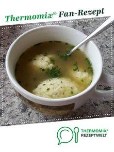 Grießnockerl-Suppe von Bibbi72. Ein Thermomix ® Rezept aus der Kategorie Suppen auf www.rezeptwelt.de, der Thermomix ® Community.