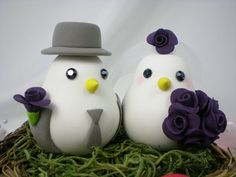 Etsy cake topper - try to make from polymer clay