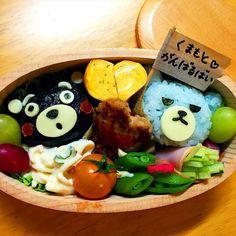 くまモン応援弁当 地元熊本の復興に少しでも役に立ちたい どなたかが言ってらっしゃいましたが まだまだ困ってらっしゃる方がいらっしゃるのでするめを噛むような長期間の支援が必要だと思います もちろん大分のみなさまもよろしくお願いします 熊本大分のみなさんの平穏な日々が早く訪れますように #prayforkumamoto #prayforoita #prayforJapan  #がんばるばい熊本 #熊本出身 #くまモン #krunk #kumamon #キャラ弁 #bigbang #bigbang弁当 #お弁当 by gd.luke