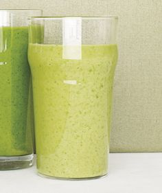 Kale Smoothie with Pineapple and Banana   We asked, and thousands of you answered. Here are the dishes most bookmarked, dog-eared, clipped, shared, and enjoyed—from once-a-week slow-cooker chicken to special-occasion chocolate cake. Simply put, they're keepers.