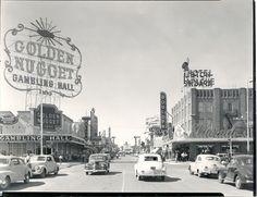 Las Vegas - many times.