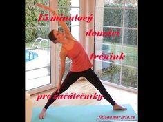 Jóga na hubnutí | zpevnění bříška a hýždí | 10 minut - YouTube Body Fitness, Health Fitness, Zumba, Youtube, Yoga, Tv, Workouts, Diet, Fit Bodies