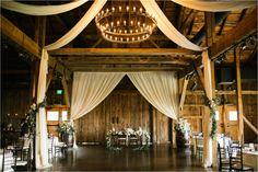 Romantic, elegant, blush & navy barn wedding at The Farm at Eagles Ridge by Lancaster wedding photographer Brianna Wilbur.