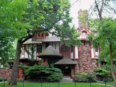 Arts and Crafts - Tudor home - Arts and Crafts movement - Wikipedia, the free encyclopedia