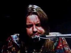"Robert Wyatt in a solo performance of ""Alifib"" from ""Rock Bottom"", filmed in Paris 1975"
