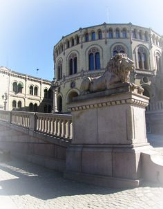 Parliament - Oslo, Norway