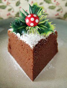 Chocolate-Souffle-Cheesecake Recipe - RecipeChart.com #Christmas #Dessert #Festive #Holidays #Snack #Yum