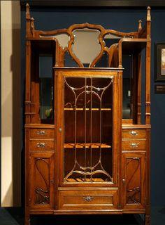 art deco furniture   Art Nouveau furniture style; example 1; source