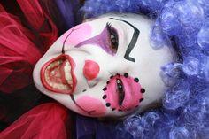 Little Girl Clown
