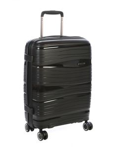 Start your memorable travel experiences with the Cellini Freedom Carry-on Hardshell Trolley case which is available in White, Azure Blue and Classic Black. Trolley Case, Carry On Luggage, How To Memorize Things, Carry On Bag