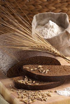 Rye Bread | Photographer: Sergey Melkonov