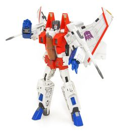 Transformers Masterpiece [MP-03] Starscream