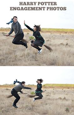 When nerds get married. @Ana G. Gonzalez  @celina Barbosa one of you needs to make this happen!!!