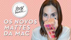 Os novos mattes da MAC + Giambatista Valli - TV Beauté   Vic Ceridono