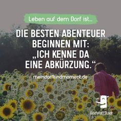 Querfeldein :D - http://ift.tt/2vgUDS5 - #dorfkindmoment #dorfstattstadt