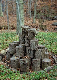 1000 Images About Tree Stump Art On Pinterest