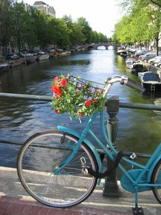 Bike & Basket… Amsterdam