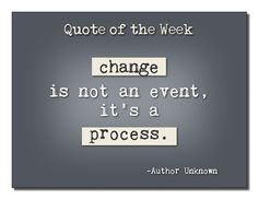 A great quote about change!