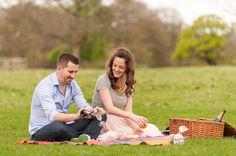 Richmond Park engagement