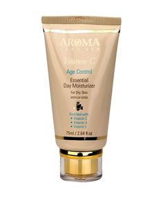 Aroma Dead Sea Essential Moisturizing cream for Dry skin 75ml ** More info could be found at the image url.