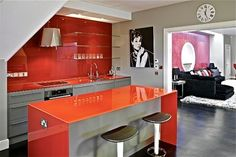 Hampstead - Contemporary - Kitchen - london - by FiSHER iD