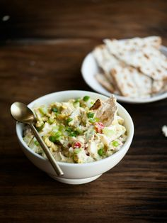Babaganoush Egg Salad, a special egg salad for a special day, this week make it Israeli style!