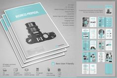 Proposal by TypoEdition on @creativemarket