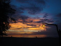 Sanctuary Koh Lanta Thailand, Celestial, Sunset, Outdoor, Outdoors, Sunsets, Outdoor Games