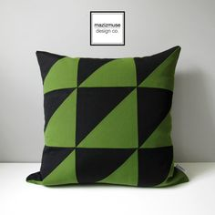 Geometric Outdoor Pillow Cover, Decorative Black U0026 Olive Green Pillow  Cover, Modern Throw Pillow Case Palm Sunbrella Cushion Cover Mazizmuse